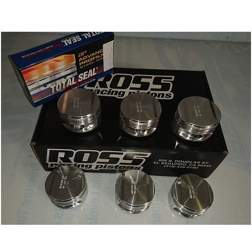 nissan stagea  rbdet forged pistons  rings