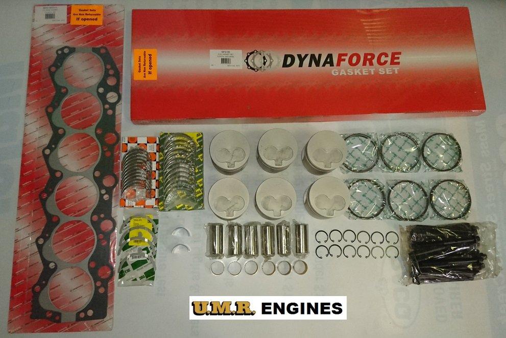 Hz Engine Kit on Blown Head Gasket Jeep