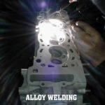 aluminium welding cylinder heads