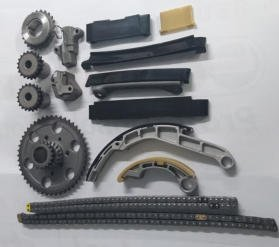 Nissan Navara D22 D40 YD25 - Timing Chain - Duplex Replacement