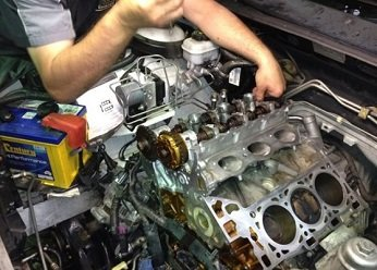 Blown Head Gasket Repairs