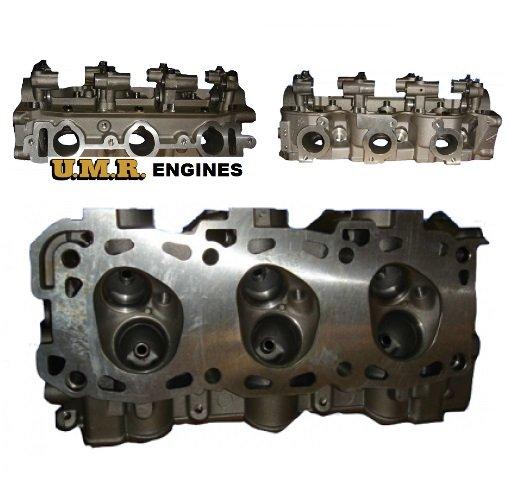 mitsubishi triton mj  lt engine   bare cylinder head