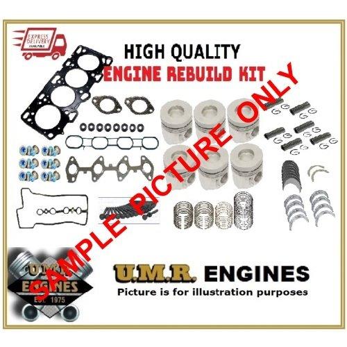 Engine rebuild kits for Petrol and Diesel engines