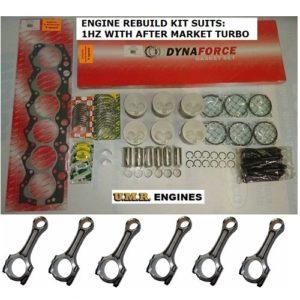 Toyota 1HZ Turbo engine rebuild kit