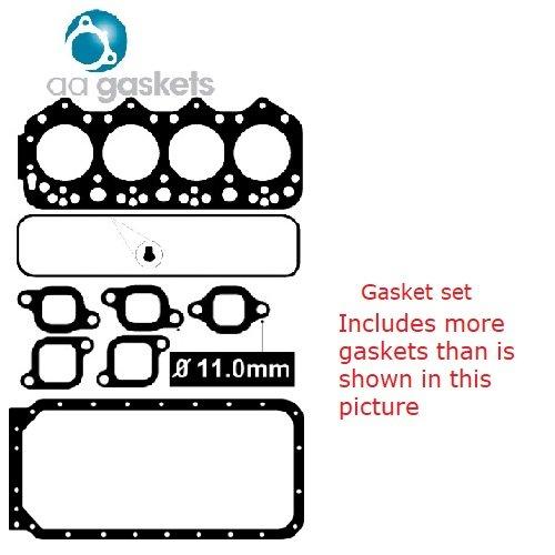 Daihatsu Rocky F77 2 8 Litre Diesel Engine: DL - FULL GASKET SET