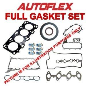 Kia Pregio CT 2.7 Litre Diesel Engine: J2 - Autoflex FULL GASKET SET