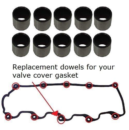 toyota hilux ln167 3 0 lt 5l valve cover gasket dowels. Black Bedroom Furniture Sets. Home Design Ideas
