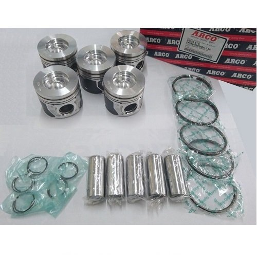Ford PX1 Ranger 3.2 Lt, 5 Cylinder Diesel P5AT - PISTONS AND RINGS SET