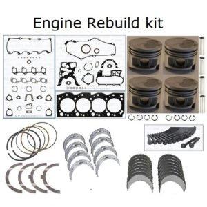 Toyota Hilux LN167, 3.0 Lt Diesel Engine: 5L - ENGINE REBUILD KIT