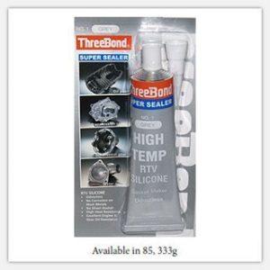 Threebond liquid Gasket RTV Silicon SENSOR SAFE 85ML Tube - Grey