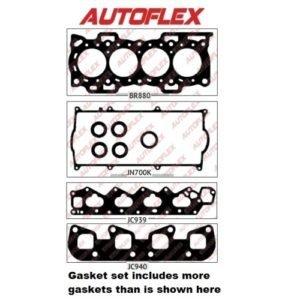 Daihatsu Pyzar G301 1.6 Litre Efi Engine: HD - Autoflex VRS GASKET SET