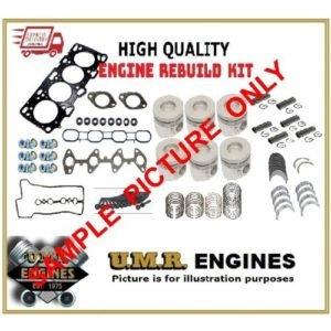 Toyota Aurion GSV40 3.5 Litre V6 Engine: 2GR-FE - ENGINE REBUILD KIT